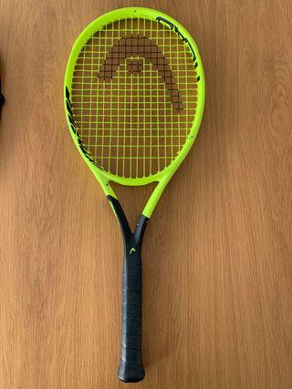 Raqueta Tenis Head Extreme S