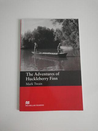 THE ADVERTURES OF HUCKLEBERRY FINN