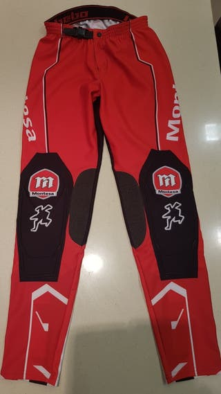 PANTALON TRIAL HEBO MONTESA (L)