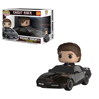 FUNKO POP! Knight Rider Michael Knight (50)
