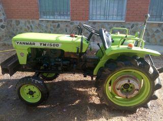 Tractor YANMAR YM1500