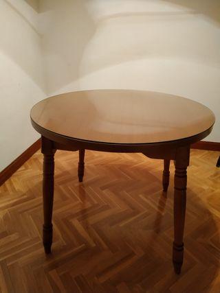 Mesa de madera 90cm