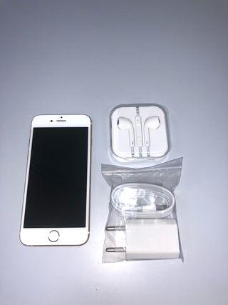 IPhone 6S 64Gb - Gold y accesorios. Como nuevo