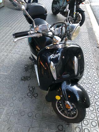 Ciclomotor Riya Legend 50