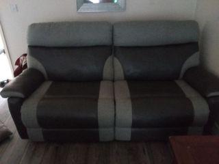 scs electric recliner sofa