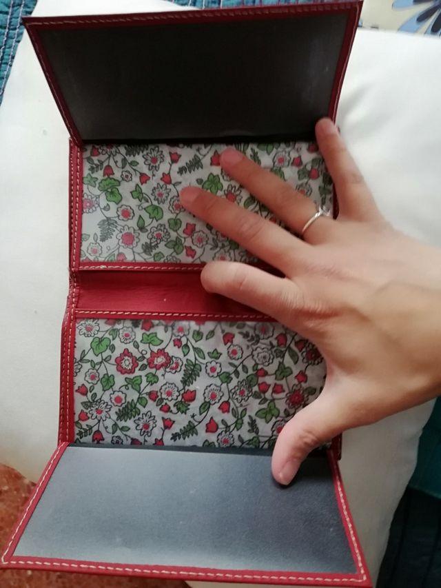 carteras de mujer, de piel