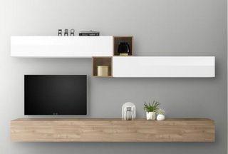 Mueble moderno salón