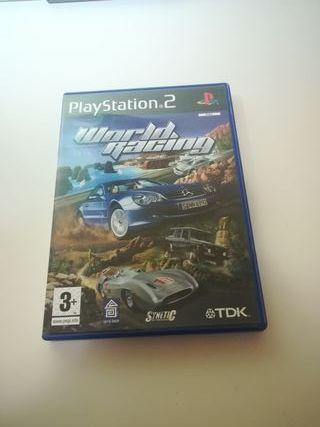 World Racing PS2