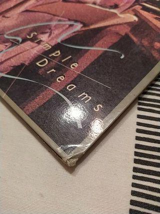 Simple dreams Linda Ronstadt disco vinilo