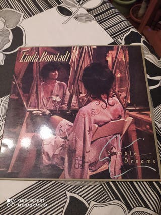Simple dreams Linda Ronstadt disco vinilo