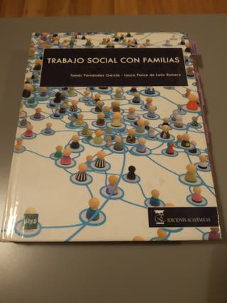 Libro UNED. Trabajo social con familias