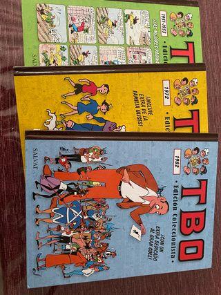 Cómics TBO. Edición coleccionista