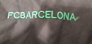 chaqueta fc barcelona