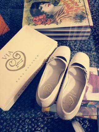 Zapatos boda o calle