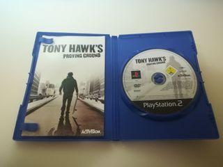 Tony Hawks PS2