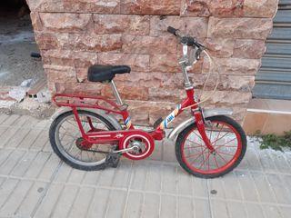 bici bh plegable vintage