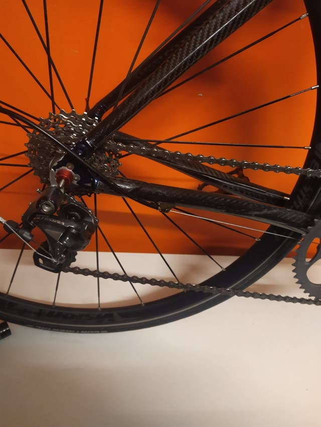 Bicicleta Orbea Aletta carretera