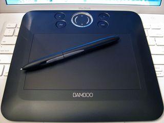 Tableta WACOM Bamboo Fun - Tamaño mediano