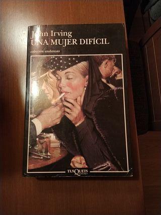 Libro: Una mujer difícil