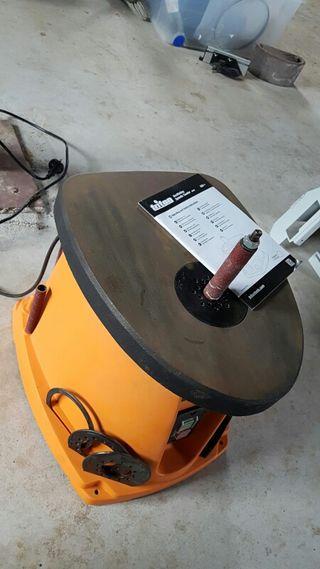 lijadora rotativa oscilante Triton TSPS450