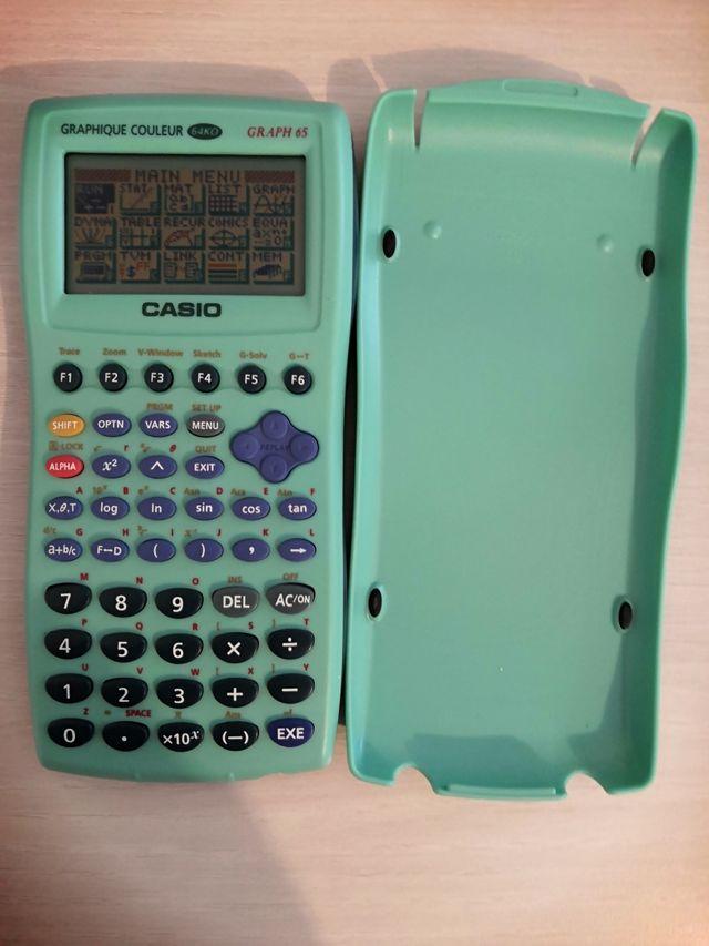 Calculatrice CASIO graphique Graph 65