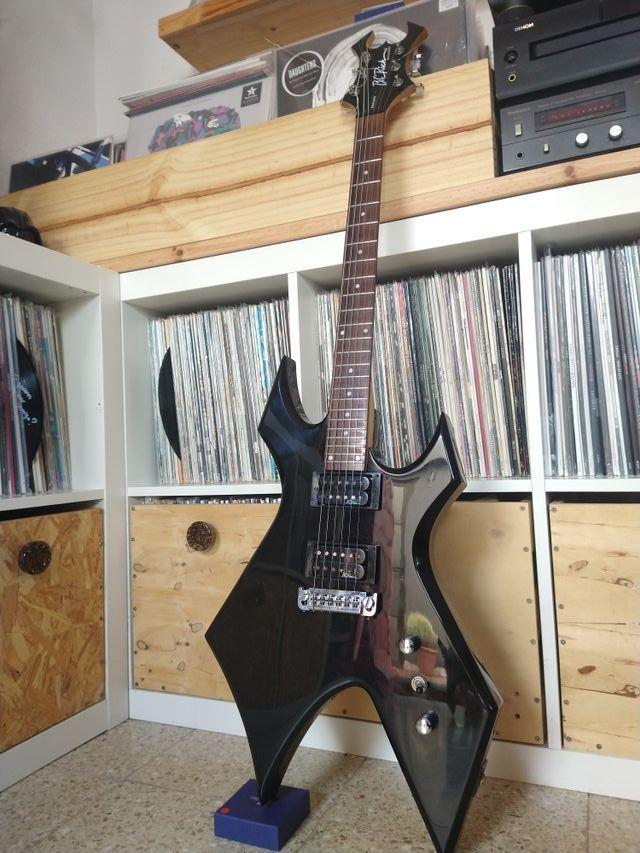 Guitarra Eléctrica Bc Rich Warlock Bronze Series De Segunda Mano Por 130 En Las Palmas De Gran Canaria En Wallapop