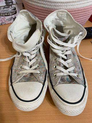 Zapatillas converse talla 37