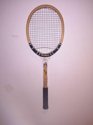 Raqueta Tenis Vintage.