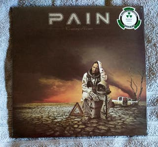 Vinilo Pain - Coming Home