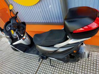 Moto Daelim Steezer 125cc