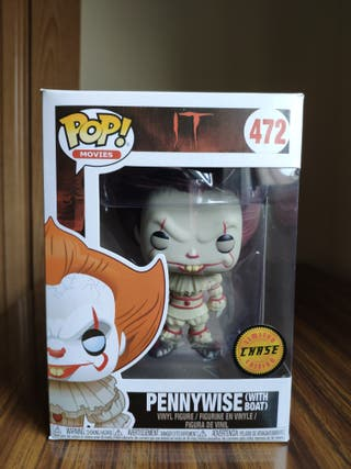 Funko pop Pennywise Chase #472