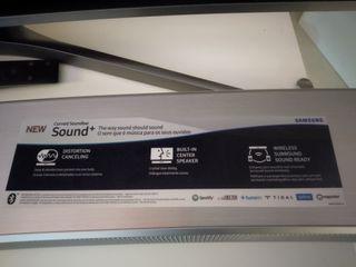 Barra de Sonido Samsung Curva