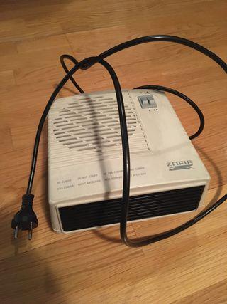 Calentador portatil Zafir