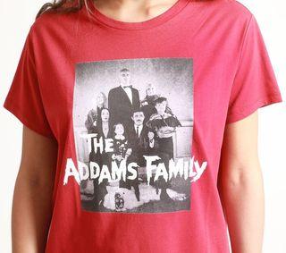 CAMISETA THE ADDAMS FAMILY