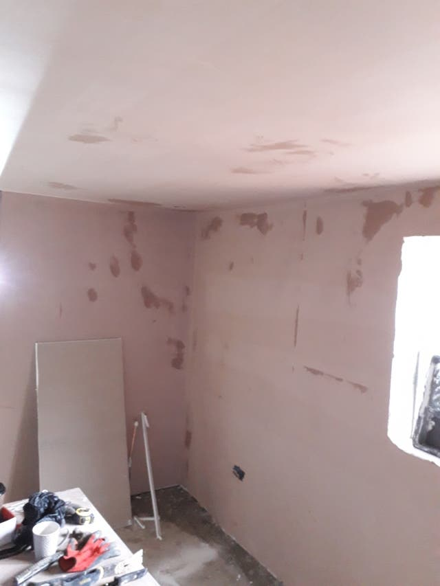 painting and plastering services