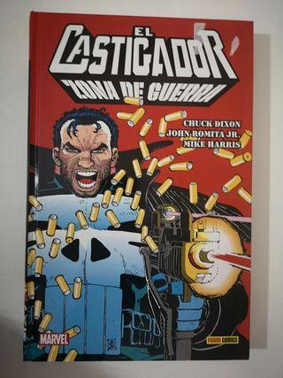 El Castigador Zona de Guerra Marvel Heroes