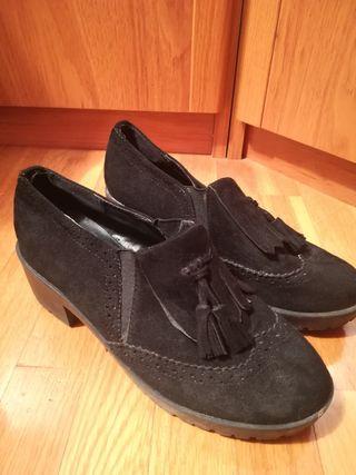 Zapatos para mujer de segunda mano en Bilbao en WALLAPOP