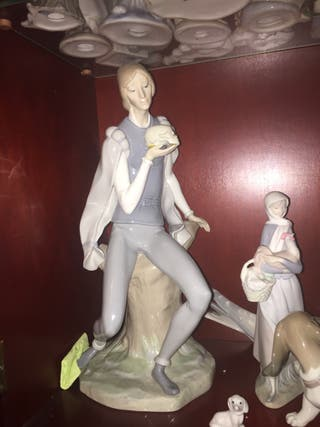 Figura Hamlet Lladró