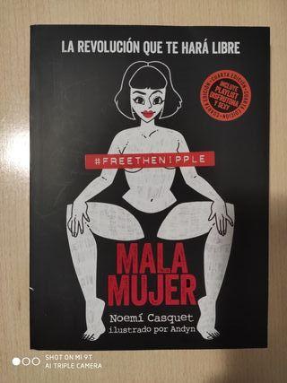 Libro MALA MUJER