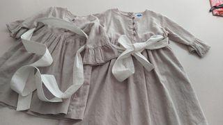 vestido o vestidos de niña
