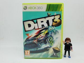 DIRT 3 XBOX