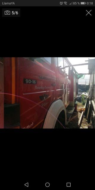 camión de bomberos 1989
