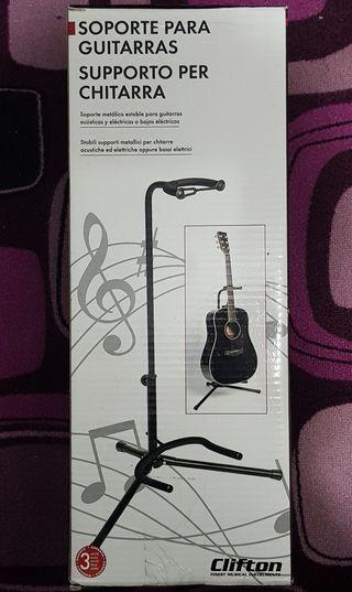 Soporte de Guitarra o Bajo