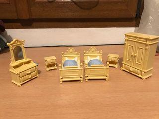 Playmobil lote habitación casa victoriana