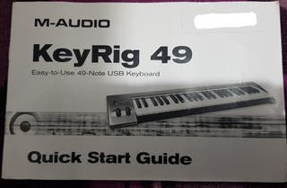 Piano USB M-AUDIO