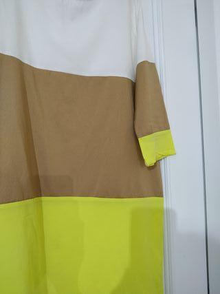 Vestido ligero de gasa T- M