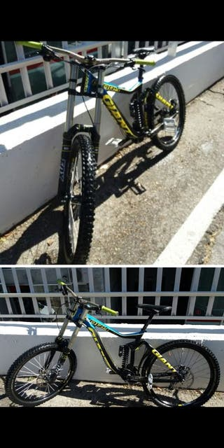 Bici Giant Glrory