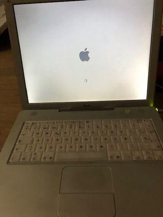 "Portátil Apple iBook g3 14"" 800mhz 30gb 640mb func"