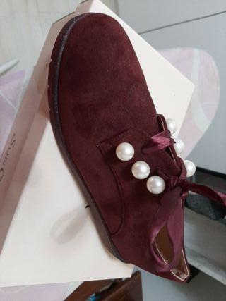 zapatos sin estrenar numero 38