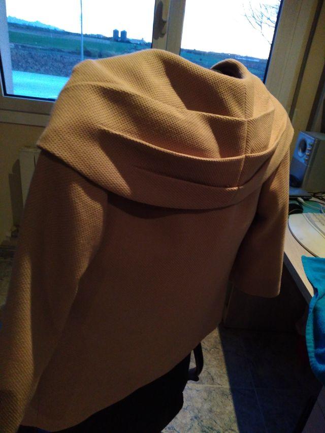 abrigo chaqueta retro
